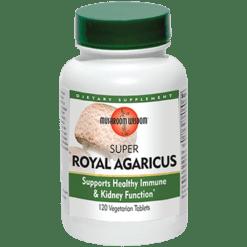 Mushroom Wisdom Inc. Super Royal Agaricus 120 vegtabs WRA120