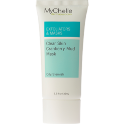 Mychelle Dermaceuticals Clear Skin Cranberry Mud Mask 1.2 fl oz MY5139