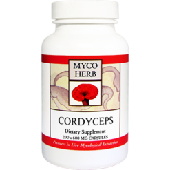 MycoHerb by Kan Cordyceps 100 caps MCG10