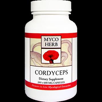 MycoHerb by Kan Cordyceps 100 caps MCG10