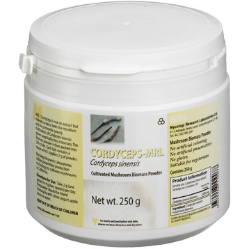 Mycology Research Labs Cordyceps Sinensis MRL 250 grams CORD7
