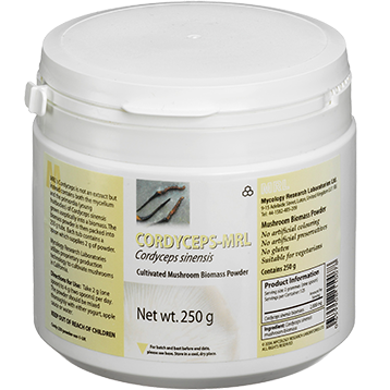 Mycology Research Labs Cordyceps Sinensis MRL 90 tablets CORDY