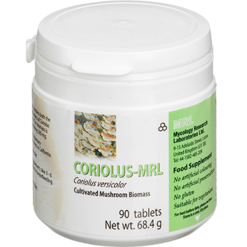 Mycology Research Labs Coriolus Versicolor MRL 500 mg 90 tabs CORIO