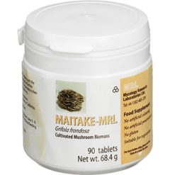 Mycology Research Labs Maitake MRL 500 mg 90 tabs MAITA