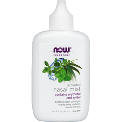 NOW Activated Nasal Mist 2 fl oz N8098