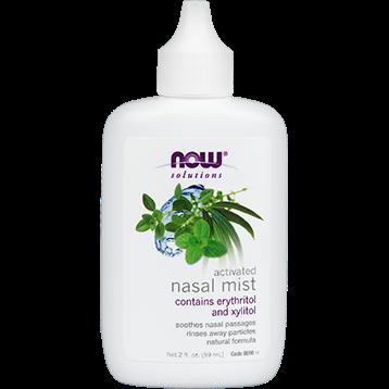 NOW Activated Nasal Mist 2 fl oz N8098