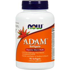 NOW Adam Mens Multi 90 softgels N3880