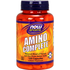 NOW Amino Complete™ 120 caps N00118