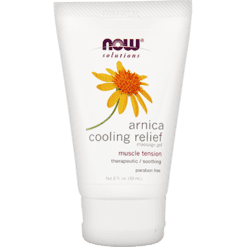 NOW Arnica Cooling Relief Gel 2 fl oz N8999
