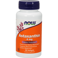 NOW Astaxanthin 4 mg 90 gels N23056