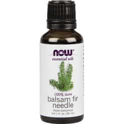 NOW Balsam Fir Needle Oil 1 oz N75130