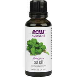 NOW Basil Oil 1 oz N75161