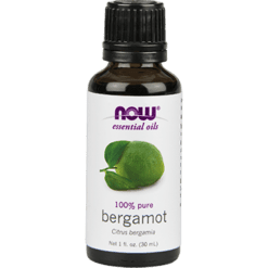 NOW Bergamot Oil 1 oz N75185