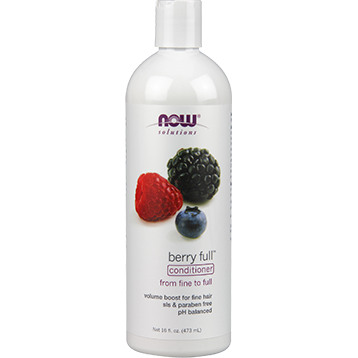 NOW Berry Full Conditioner 16 fl oz N8216