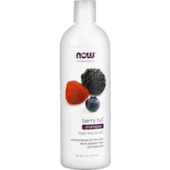 NOW Berry Full Shampoo 16 fl oz N8214