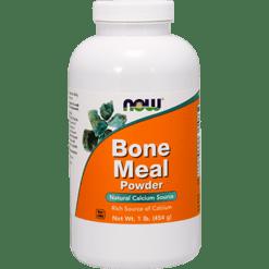 NOW Bone Meal Powder 1 lb N1220