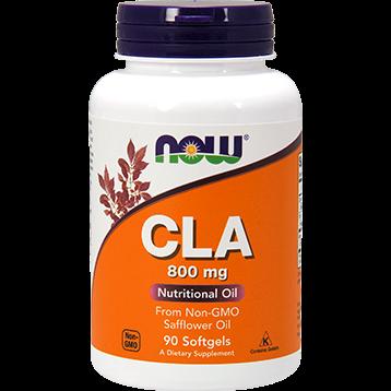 NOW CLA 800 mg 90 softgels N1727