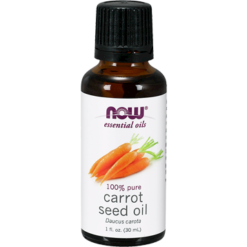 NOW Carrot Seed Oil 1 oz N74829