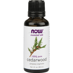 NOW Cedarwood Oil 1 oz N75253