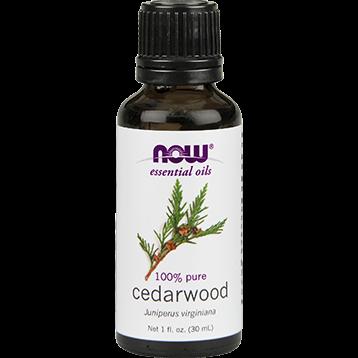 NOW Cedarwood Oil 1 oz N75253