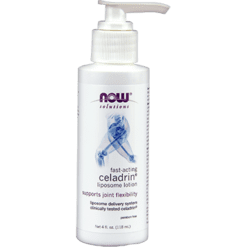 NOW Celadrin Join Support Lotion 4 oz N30191