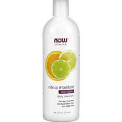 NOW Citrus Moisture Shampoo 16 fl oz N8206