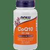NOW CoQ10 50 mg 100 softgels N3193