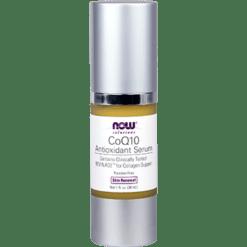 NOW CoQ10 Antioxidant Serum 1 fl oz N8110
