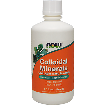 NOW Colloidal Minerals 32 fl oz N1405