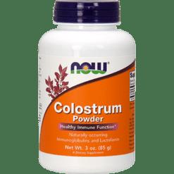 NOW Colostrum 100 Pure Powder 3 oz N3214