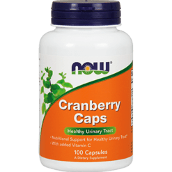 NOW Cranberry Concentrate 100 caps N3230