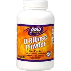 NOW D Ribose Powder 8 oz N2147
