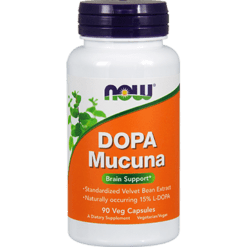 NOW Dopa Macuna 90 vcaps N3092