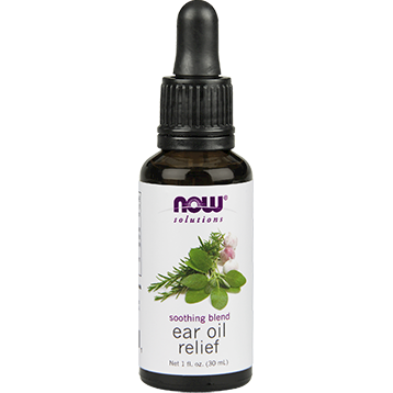 NOW Ear Oil Relief 1 fl oz N7686