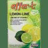 NOW Effer C Lemon Lime 30pkt N0606