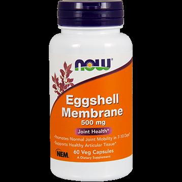 NOW Eggshell Membrane 500 mg 60 vegcaps N33857