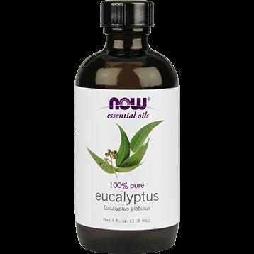 NOW Eucalyptus Oil 4oz N7546