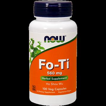 NOW Fo Ti 560 mg 100 caps N4675