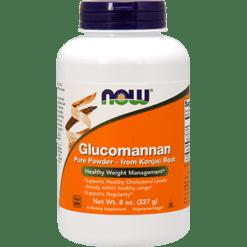 NOW Glucomannan Powder 8 oz N65131