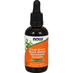 NOW Green Black Walnut Wormwood Complex 2 fl oz N4982