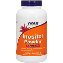 NOW Inositol Powder 8 oz N0528