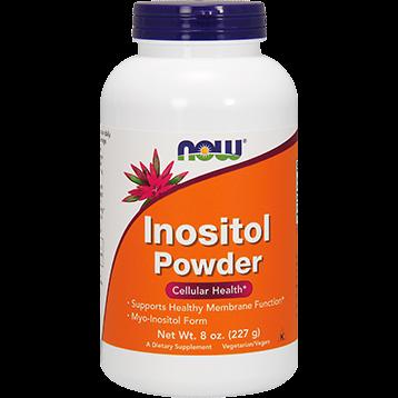 NOW Inositol Powder 8 oz N0528