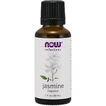 NOW Jasmine Oil 1 fl oz N75550