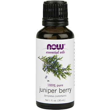 NOW Juniper Berry 1 fl oz N75581