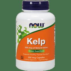 NOW Kelp Caps 325 mcg 250 vcaps N2675