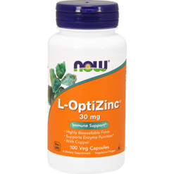 NOW L OptiZinc 30 mg 100 caps N1510