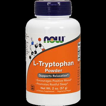 NOW L Tryptophan Powder 2 oz N0263