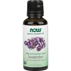 NOW Lavender Oil Organic 1 oz N74300