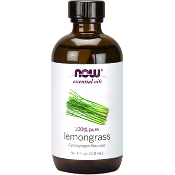 NOW Lemongrass 4 fl oz N76182