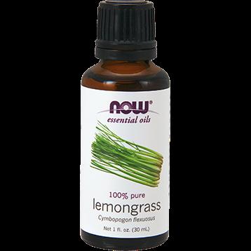 NOW Lemongrass Oil 1 oz N75826